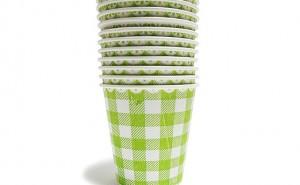 כוסות חד פעמיות